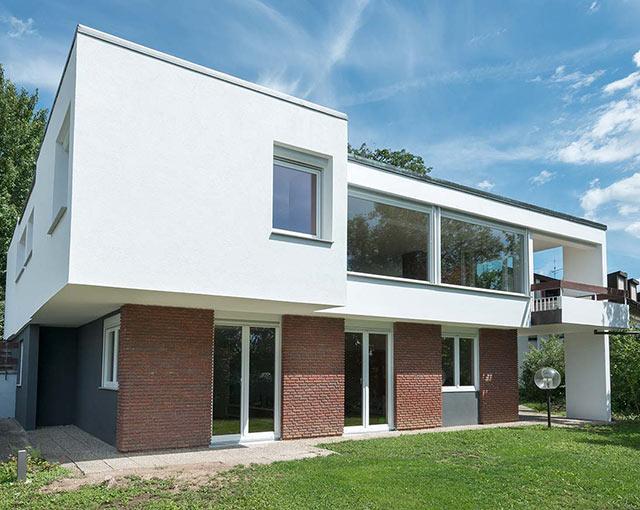 Haus B - Innenarchitektur und Ausbau