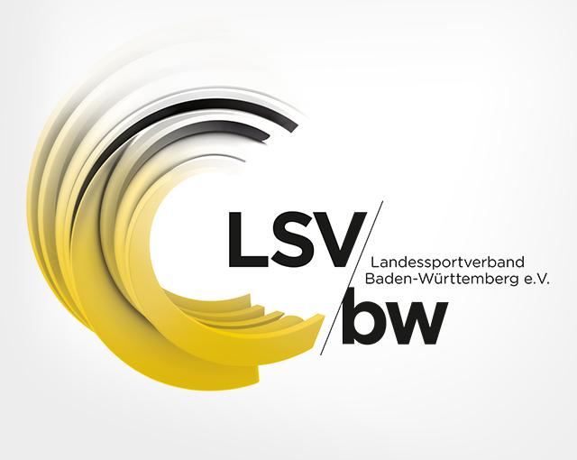 Landessportverband Baden-Württemberg - Markenauftritt und CD-Entwicklung