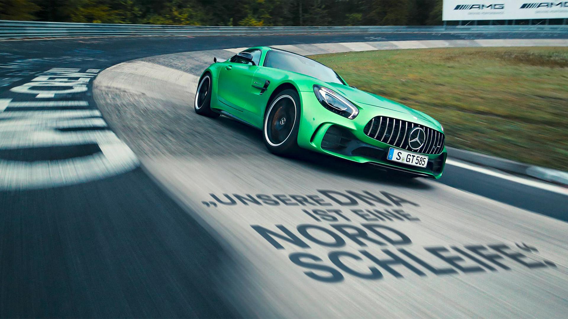 Mercedes-AMG – HR-Kommunikation und Karriere-Website