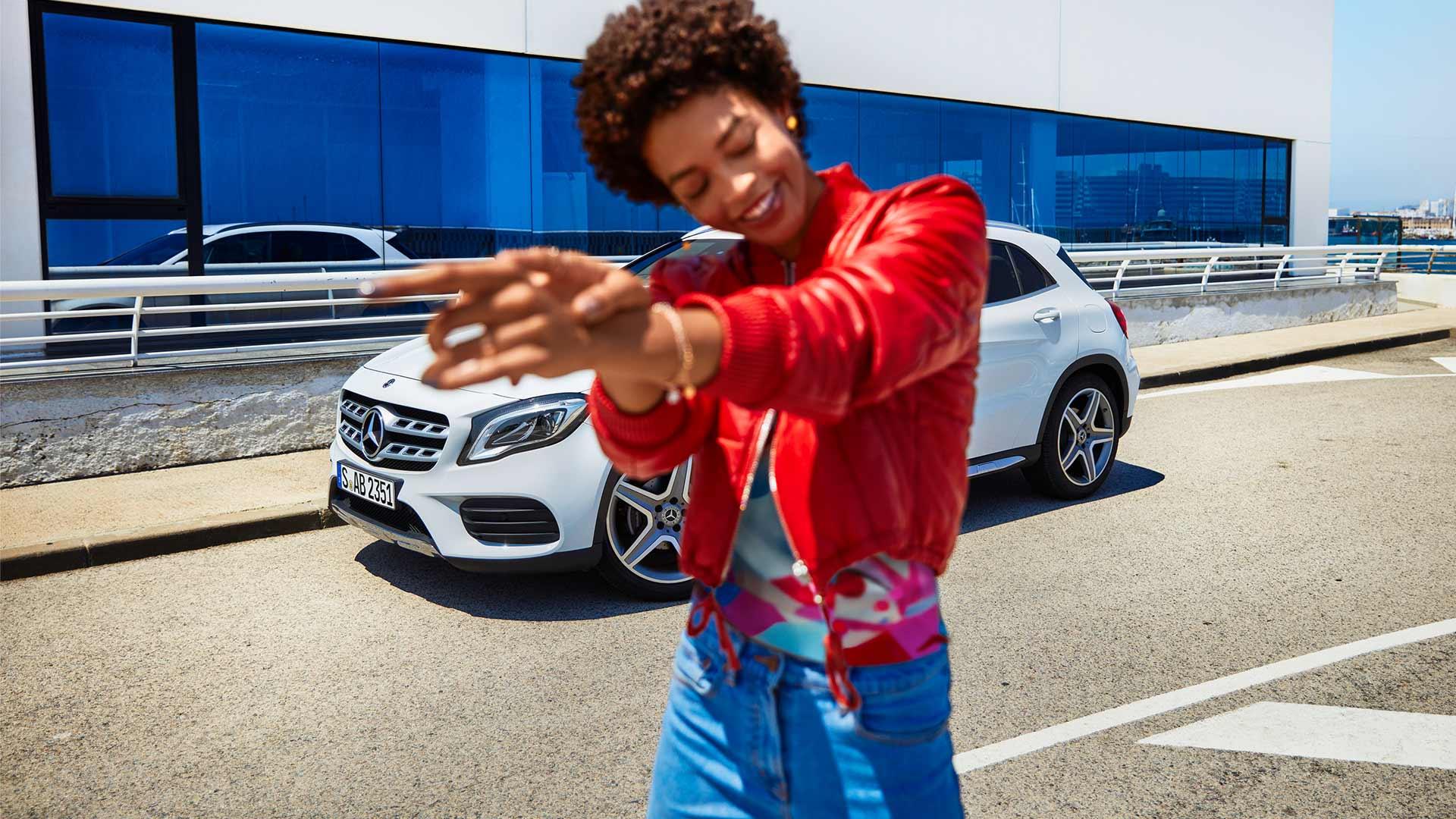 Mercedes-Benz Global Service & Parts - Entwicklung Bildwelt