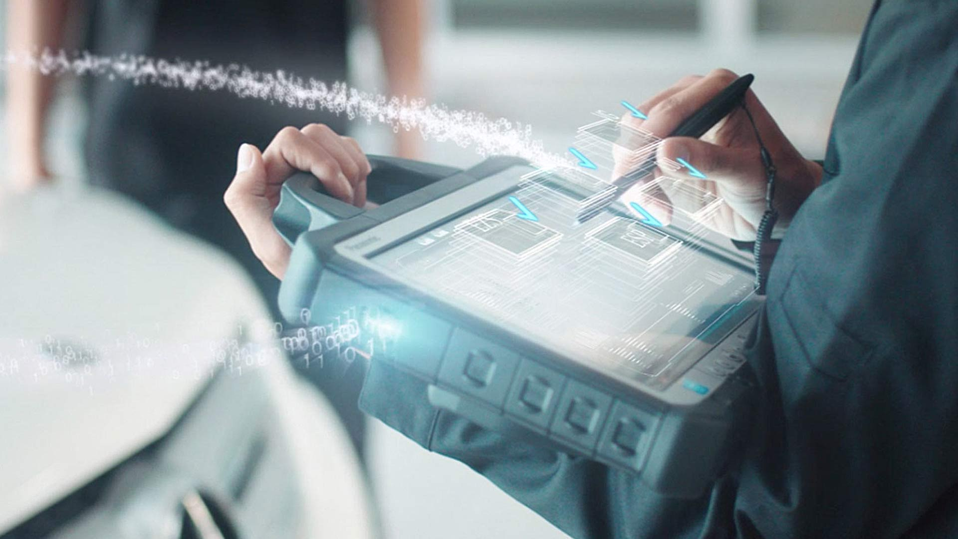 Mercedes-Benz Global Service & Parts - Produktfilme
