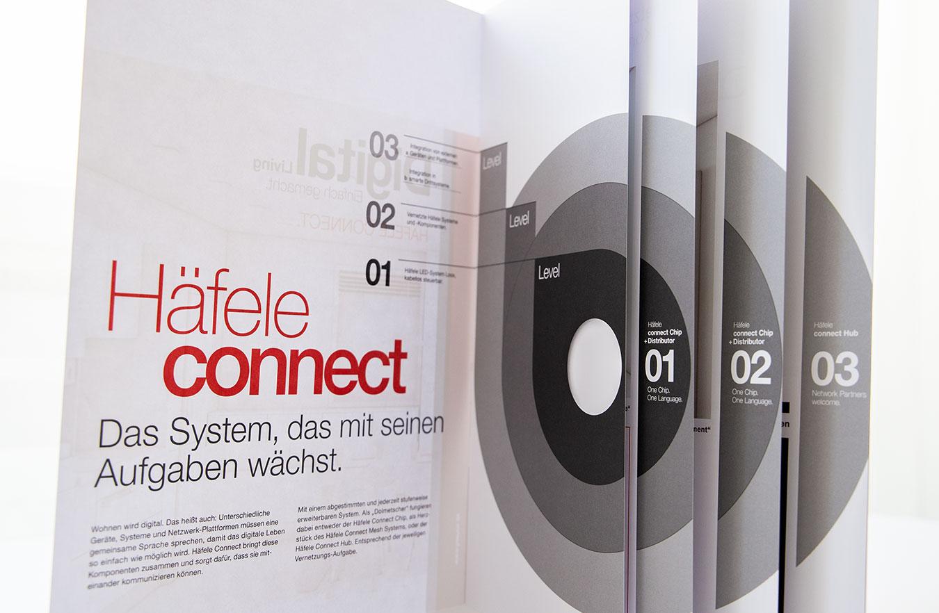 Häfele Connect Broschüre