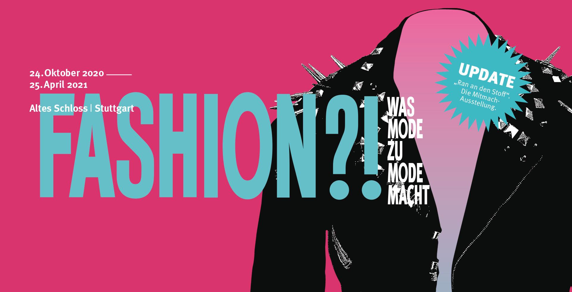 Fashion?! Was Mode zu Mode macht.