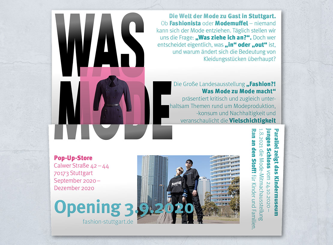 Fashion?!-Flyer Innenseiten