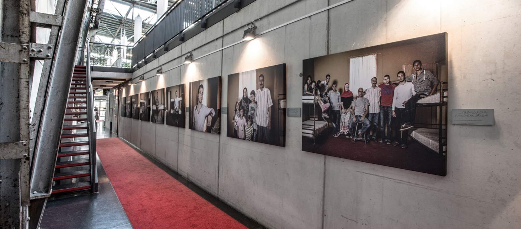 Opernprojekt COSI FAN TUTTE - Bilderausstellung