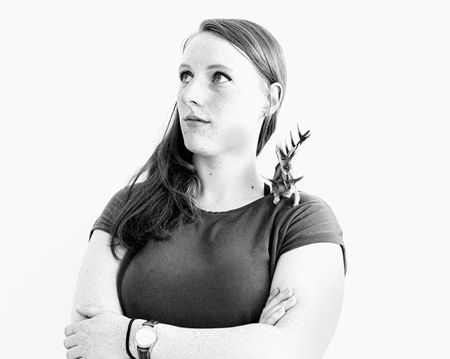 Hannah Reichle / b.ReX